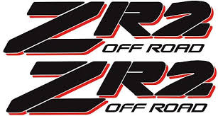 Product New 4x4 Offroad Decal Sticker Extreme S10 Gmc Sonoma Zr 2 Zr2 731