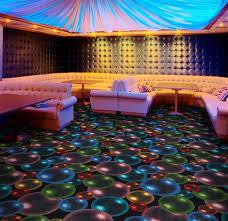 bubbles party theater carpet stargate