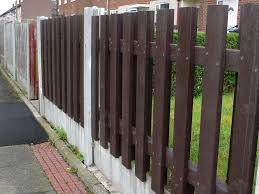Recycled Plastic Picket Fencing 1100mm High Marmax Products Induced Info