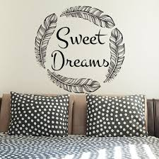 Decal House Sweet Dreams Quote Wall Decal Wayfair