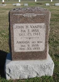 Amanda Adeline Brown Van Pelt (1858-1933) - Find A Grave Memorial