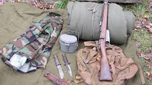 army surplus gear