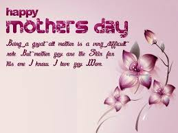 Happy Mothers Day Sayings – Beautiful ...