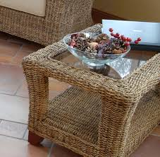 cane coffee table conservatory coffee