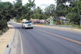 TRÁNSITO - MOPC termina carretera Don Juan-Yamasá | Listín Diario
