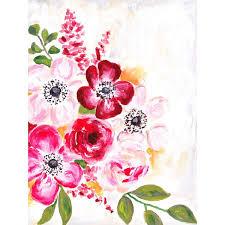 House Of Hampton Love Blooms By Bethany Joy Wall Decal Wayfair