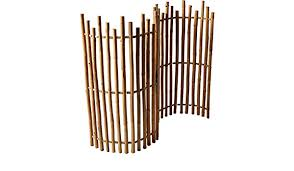 Master Garden Products Bamboo Picket Rolled Fence 48 H X 60 L Mosulspace Org