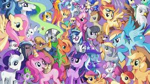 my little pony wallpapers free my