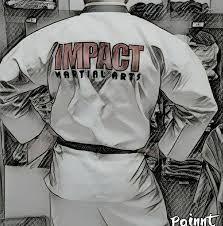 impact martial arts impact legends