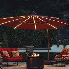 13 starlux cantilever umbrella