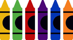 Crayons Wall Decal Contemporary Wall Decals By Dana Decals