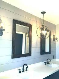 enchanting bathroom pendant lighting