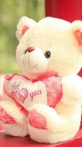 cute teddy bear hd wallpaper for iphone