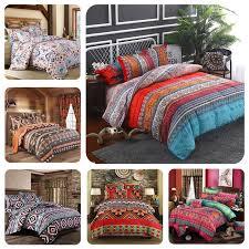 6 style aztec bed set southwestern