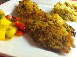 Panko Breaded Fish Fillet Recipe ...