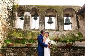 wedding at franciscan gardens in san