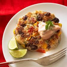 Spicy Black Bean Crab Cakes Recipe ...