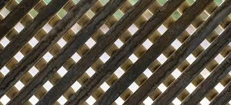 Adding A Lattice To An Existing Fence Doityourself Com