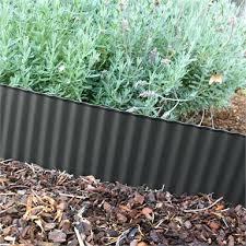 garden master 75mm x 10m corrugate