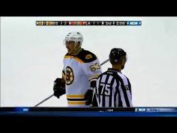 Dmitri Kulikov got hit from behind by Brad Marchand (2015) - YouTube