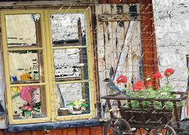 Window Digital Art by Myrna Jackson