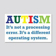 Autism Wall Decals Cafepress