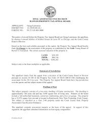 FINAL ADMINISTRATIVE DECISION ILLINOIS PROPERTY TAX APPEAL BOARD APPELLANT: Gregg  Latterman DOCKET NO.: 12-23830.001-R-1 PARCEL
