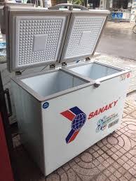 Tủ đông mát Sanaky 300L Inverter