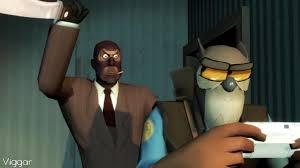 Meet the Spy Reanimated ...