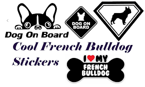 French Bulldog Sticker For Any Car Self Adhesive Vinyl Decal Easy To Apply Sigm Archives Midweek Com