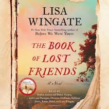 Listen Free to Book of Lost Friends: A Novel by Lisa Wingate with ...