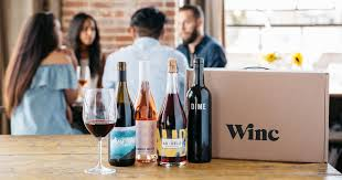 wine delivery curated wine gift bo