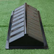 Plastic Molds For Post Cap Fence 4 X4 Concrete Cover Pillar Coping Stone P05
