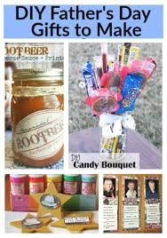 diy fathers day gift ideas to make it