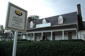 the mount vernon inn restaurant menu