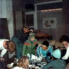 Elvis spent the evening of his birthday in Vail with @LindaThompsonLT Jerry  Schilling & Myrna Smith 1-8-76   Elvis, Elvis presley, Co trip