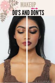 10 most mon makeup mistakes and how