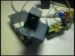 arduino move 6 servo motors with a