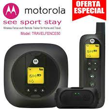 Valla O Cerca De Perro Inalambrica Motorola Travelfence50 5 230 00 En Mercado Libre