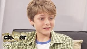 Ty Simpkins Talks 'Insidous Chapter 2' & More! - YouTube