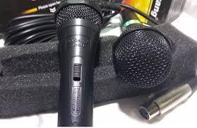 Mic karaoke Arirang có dây gắn loa kéo, loa bluetooth, amply, âm thanh tốt,  giá tốt nhất 120,000đ! Mua nhanh tay!