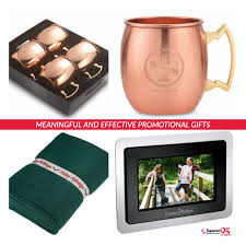 most effective promotional gifts