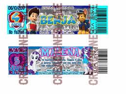 Tarjeta Invitacion Personalizadas X 30unid 95 00 En Mercado Libre