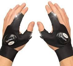 gadget thxtoms led flashlights gloves