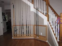build a fishing rod holder plans diy