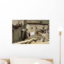 Village To Tibet Wall Decal Wallmonkeys Com