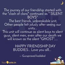 the journey of our friend quotes writings by guruprasad