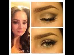 pretty prom formal makeup tutorial
