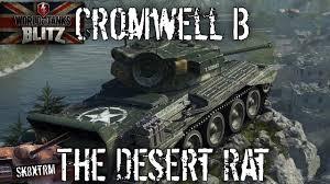 cromwell b the desert rat wot blitz