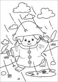 Monchhichi Kleurplaten Printen 8 Cool Coloring Pages Coloring
